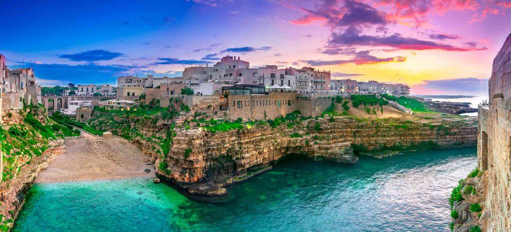 vakantie Bari